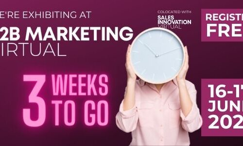 B2B virtual 2021 - Email Banner - 3wks To Go